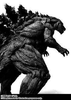 Godzilla: Planet of Monsters S.H.MonsterArts Godzilla