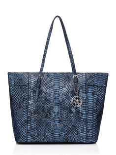 Delany Shopper with python print | GUESS.eu