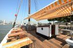 Take a Look Around Grand Banks, NYC's Premier Oyster Bar on a Boat