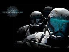 Playing Star Wars: Republic Commandos (Suomi/Finnish)