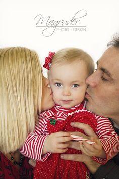 Fun Christmas card photo idea.    Magruder Photo + Design
