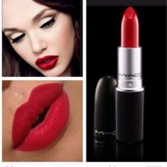 MAC Lipstick - Ruby Woo