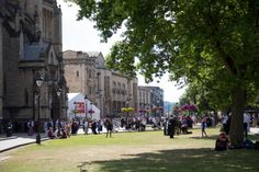 Universität Bristol, England