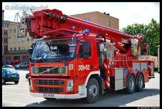 301[T]52 - SH 42 Volvo FM9/Bumar Koszalin - JRG 1 Kielce