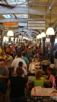 French Market's Flea Market - New Orleans