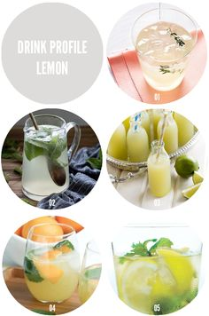 Drink profile | Lemo