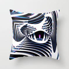 The Vault Throw Pillow by David  Gough - $20.00