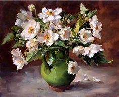 ''Windflowers'' Anne Cotterill