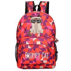 Hello-Robott Messi School Bag Backpack Pink