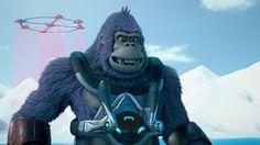 Regarder Kong sur glace. Épisode 10 de la saison 1.