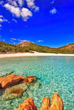 ITALIA - Spiaggia del Principe, Costa Smeralda (Sardegna). I Caraibi in Italia!!! Foto by Pietro Mario Bulciolu