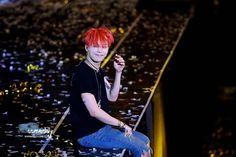 G-Dragon siêu ngầu và siêu ngố tàu trong tour thế giới của Big Bang