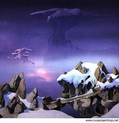 roger dean art   ... me to begin / 1970's   Coggeshall Artistry - from the Artist's Studio