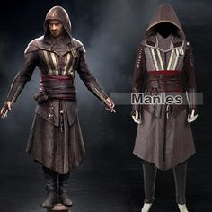 Movie Assassin's Creed Callum Lynch Cosplay Costume Assassins Creed Clothing Adult Men Halloween Costume Full Set Custom Made. Yesterday's price: US $369.80 (300.39 EUR). Today's price: US $340.22 (276.36 EUR). Discount: 8%.