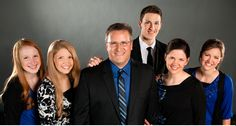 This Southern Gospel family blesses my heart everytime I hear them!   http://www.thecollingsworthfamily.com/home.shtml