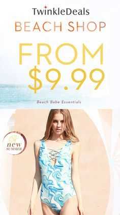 Twinkle Deals is offering New Summer Beach Shop: Items starting from $9.99. Order now and enjoy the huge savings. For more Twinkle Deals Coupon Codes visit: http://www.couponcutcode.com/stores/twinkledeals/