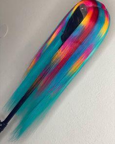Long Ponytail Hairstyles, Braids Hairstyles Pictures, Black Girl Braided Hairstyles, Baddie Hairstyles, Weave Hairstyles, Cute Hair Colors, Pretty Hair Color, Hair Dye Colors, Box Braid Wig
