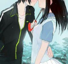 Noragami- Hiyori x Yato Noragami Anime, Yato X Hiyori, Manga Anime, Anime Art, Manga Love, Anime Love, Httyd, Yatori, Image Manga