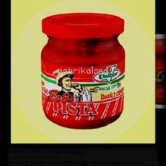 Hot paprika paste / Erôs Pista My favorite , have it in the fridge all the time