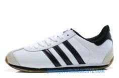 Adidas NBA Country II Classic White Black