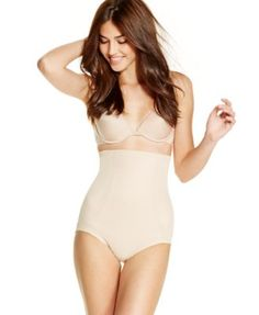 bfe642ed9ef5f Miraclesuit Shapewear Extra Firm Control Full Hip High Waist Brief 2923    Reviews - Shapewear - Women - Macy s