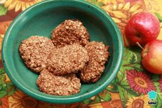 Receta de Galletas de avena sin azúcar ni harina - Paso 5 Sin Gluten, Dog Food Recipes, Paleo, Baking, Breakfast, Healthy, Dog Cookies, Healthy Cookies, Homemade Biscuits