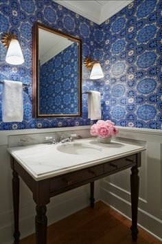 bathroom | Martha O'Hara Interiors