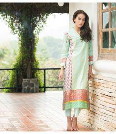 Ayesha Zara Embroidered Lawn Collection AZ_05B