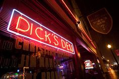 Open for nearly 50 years, Dick's Den is a longtime Columbus jazz haunt that hosts an impressive mix of local and national jazz acts weekly.