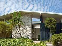 Midcentury Modern Curb Appeal, Home Exterior