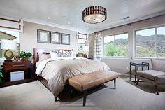 Vantage Plan 2 Master Bedroom | New Homes at Inland Empire