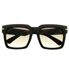 4172d591060 Retro Fashion Celebrity Designer Large Square Sunglasses W1680