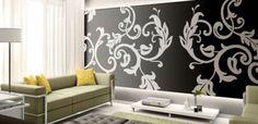 Un revestimiento natural para nuestras paredes y que nos puede transformar la casa o el cuarto en un ambiente elegante y lujoso, es el papel tapiz. Literalmente vestimos las paredes, así que es como una expresión de nuestro gusto y personalidad.
