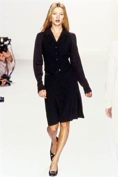 Calvin Klein Collection Spring 1996 Ready-to-Wear Collection Photos - Vogue