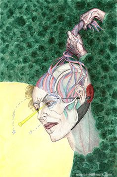 9c53bf6b238 50 Best Migraine Art images