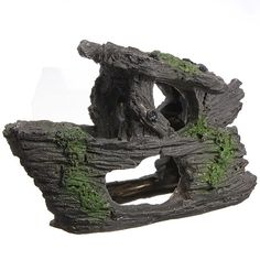 Aquarium Fish Tank Ornament Rockery Hiding Cave Landscape Decor Underwater Decor #Unbranded