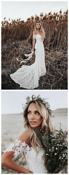 Off the Shoulder Wedding Dresses,Plus Size Wedding Dresses,Cheap Wedding Dresses, Beach Wedding Dresses,Lace Wedding Dresses,Vintage Wedding Dresses, Rustic wedding dresses, Mermaid Wedding Dresses, #weddingdress #weddings #weddinginspiration #laceweddingdresses #backless#beachwedding #vintagewedding #laceweddingdresses