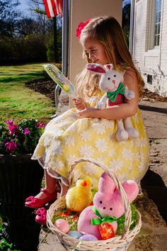 You'll find lots of Easter joys and Easter toys at the Cracker Barrel Old Country Store.