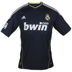 ADIDAS REAL MADRID AWAY JERSEY FOOTBALL SPAIN 2X-LARGE.