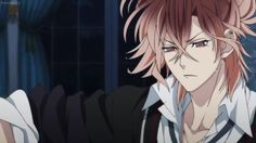 Yuma Mukami - Diabolik Lovers season 2, More Blood. ❤