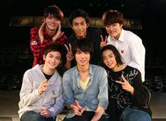 Sota Fukushi. MEN ON STYLE [Member]Ryosuke Yamamoto, Tomohiro Ichikawa, Jingi Irie, Tasuku Nagase, Sota Fukushi, Ryo Ryusei