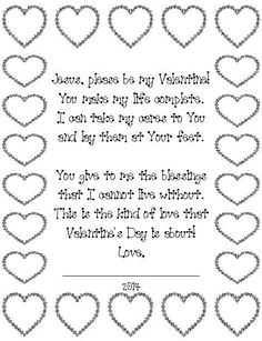 christian valentines day coloring pages - valentine 39 s day coloring page for sunday school jesus