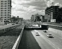 CARACAS EN RETROSPECTIVA: Historia de las Avenidas de Caracas