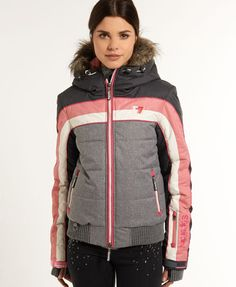 Superdry Polar Ski Puffer Jacket