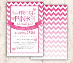 20 best pretty in pink birthday party theme images on pinterest