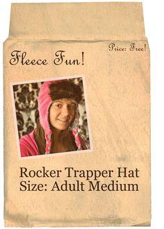 Trapper Hat medium