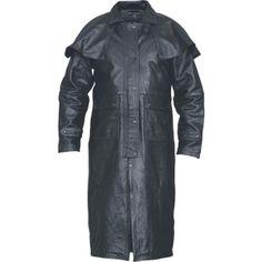 Men's Leather Coats | Long Men's Leather Coats |Leather Coats For Men's