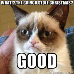 More holiday cheer.