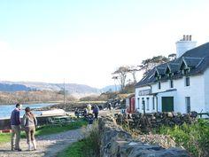 Isle of Ulva, Scotland. I have eaten there many times! Wonderful.