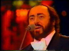 "Placido Domingo, Jose Carreras, Luciano Pavarotti.  ""The Three Tenors""!"